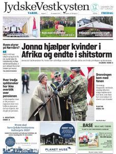 JydskeVestkysten Varde – 25. oktober 2019