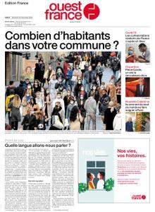 Ouest-France Édition France – 30 décembre 2020