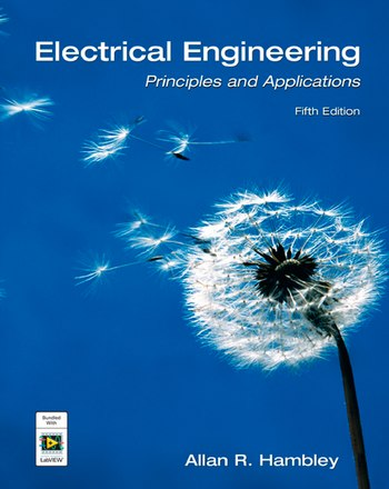 Electrical Engineering: Principles and Applications (5th Edition) [repost]