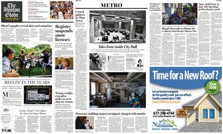 The Boston Globe – July 06, 2019