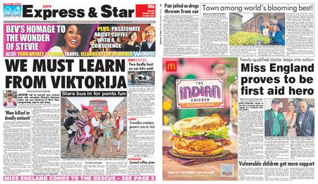 Express and Star City Edition – October 05, 2019