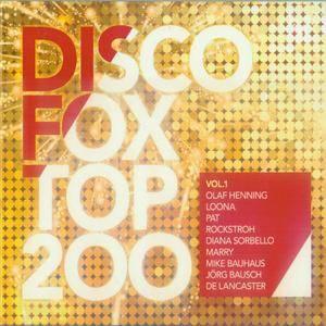 VA - Discofox Top 200 Vol.1 (2017)