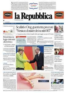 la Repubblica - 3 Maggio 2017