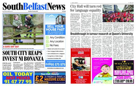 South Belfast News – January 10, 2019