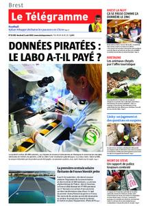 Le Télégramme Landerneau - Lesneven – 02 août 2019