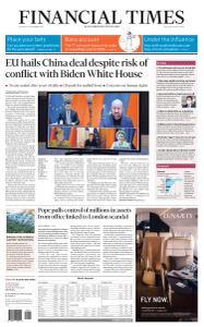 Financial Times USA - December 31, 2020