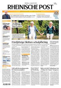 Rheinische Post – 02. August 2019
