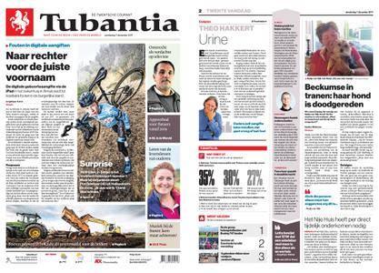 Tubantia - Hengelo – 07 december 2017