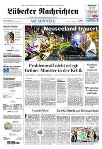Lübecker Nachrichten Bad Schwartau - 17. März 2019