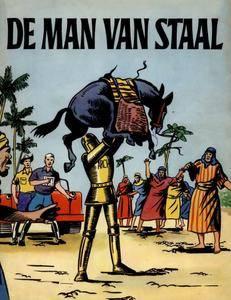 Archie De Man Van Staal - 01 - De Gouden Sfinx