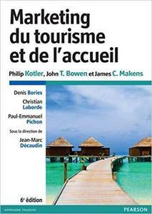 Marketing du tourisme et de l'accueil by Philip Kotler