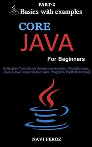 Core JAVA For Beginners-Part 2
