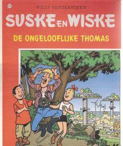 Suske En Wiske - 270 - De Ongelooflijke Thomas