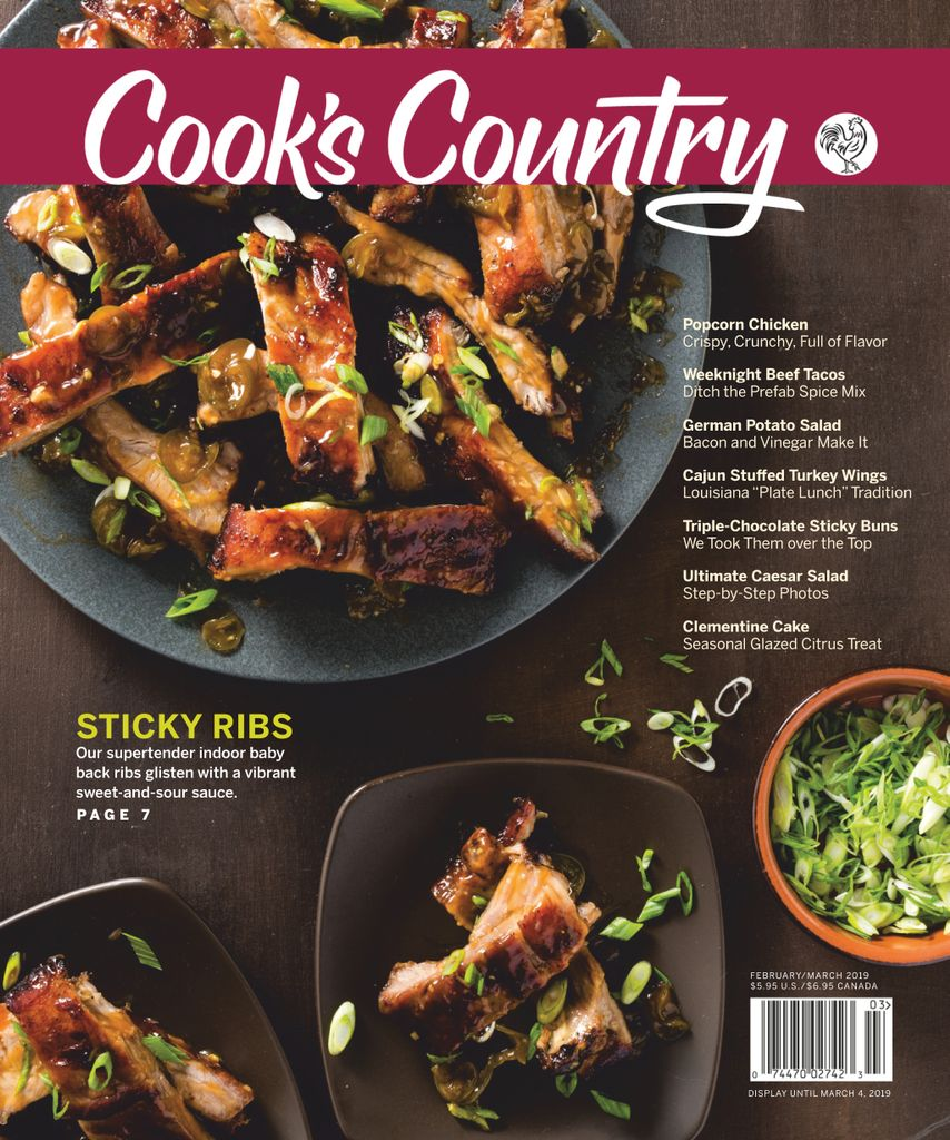 Cook's Country - February 01, 2019