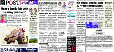 The Guam Daily Post – September 22, 2017