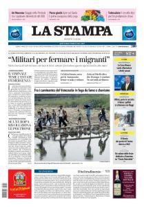 La Stampa Imperia e Sanremo - 9 Luglio 2019