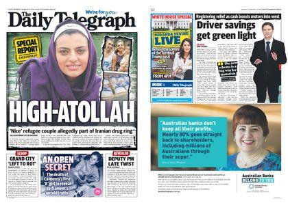 The Daily Telegraph (Sydney) – February 26, 2018