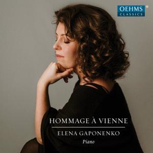 Elena Gaponenko - Hommage à Vienne (2019)