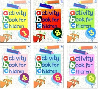 Oxford Activity Books for Children: Book 1-6