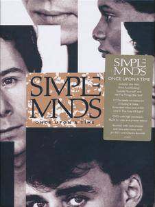 Simple Minds - Once Upon A Time (1985) [2015, 5CD + DVD Super Deluxe Box Set]