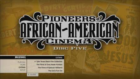 Pioneers of African-American Cinema (2015)