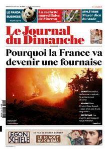 Le Journal du Dimanche - 13 août 2017