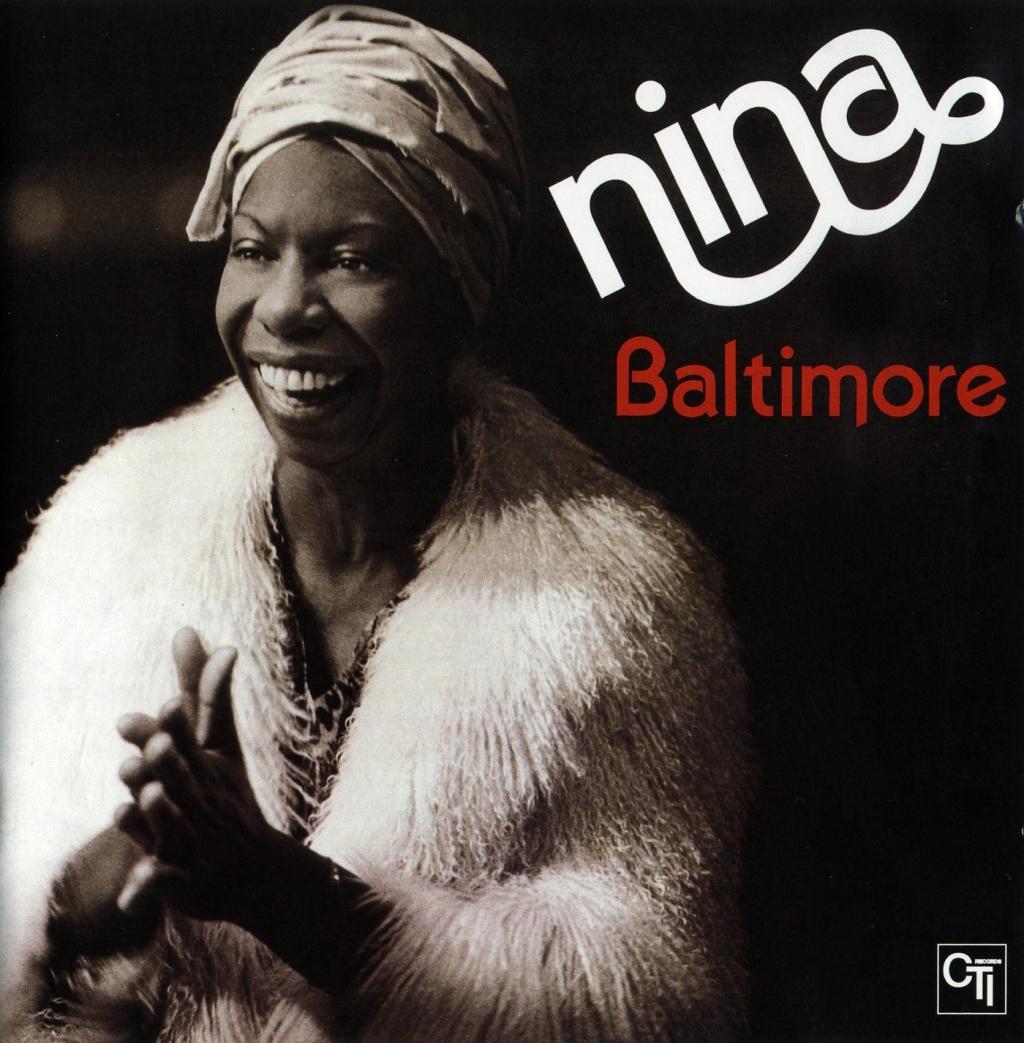 Nina Simone - Baltimore - 1978 (2001)
