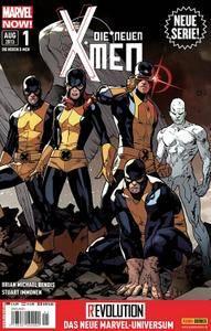Die neuen X-Men 01 Panini 2013 GCF