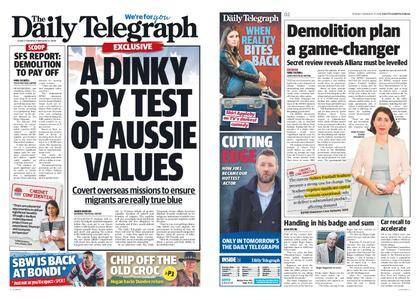 The Daily Telegraph (Sydney) – February 27, 2018