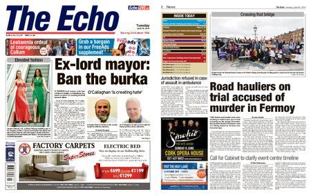 Evening Echo – April 30, 2019