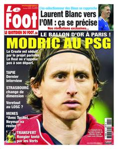 Le Foot - 06 avril 2019