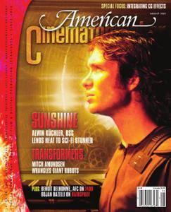 American Cinematographer - August 2007