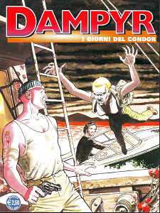 Dampyr - Volume 69 - I Giorni Del Condor