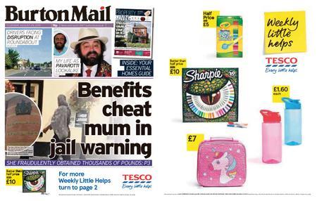Burton Mail – August 29, 2019