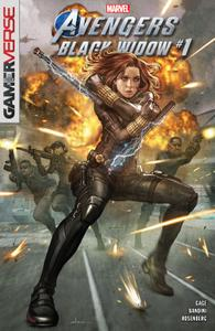 Marvels Avengers-Black Widow 001 2020 Digital Zone