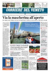 Corriere del Veneto Venezia e Mestre – 30 maggio 2020