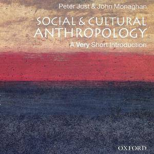 Social and Cultural Anthropology: A Very Short Introduction [Audiobook]