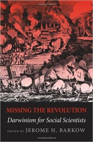 Missing the Revolution: Darwinism for Social Scientists (Repost)