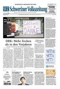 Schweriner Volkszeitung Gadebusch-Rehnaer Zeitung - 27. Juni 2020