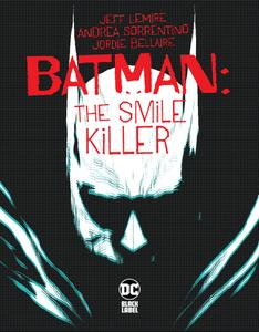 Batman The Smile Killer 0012020