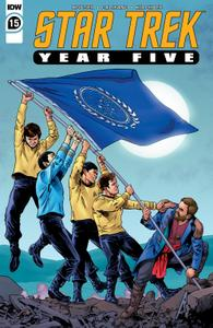 Star Trek Year Five 015 2020