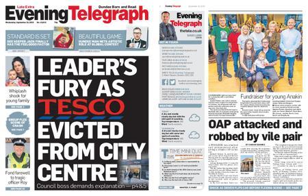 Evening Telegraph First Edition – September 18, 2019