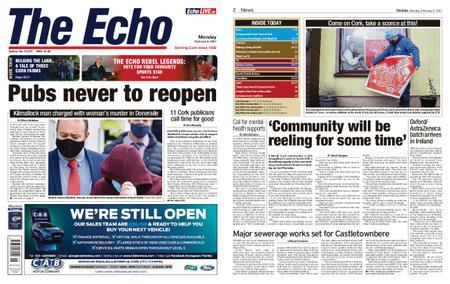 Evening Echo – February 08, 2021