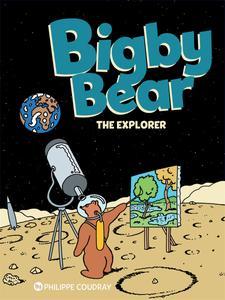 Bigby Bear, Book 03-The Explorer 2020 Digital