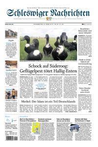 Schleswiger Nachrichten - 22. März 2018
