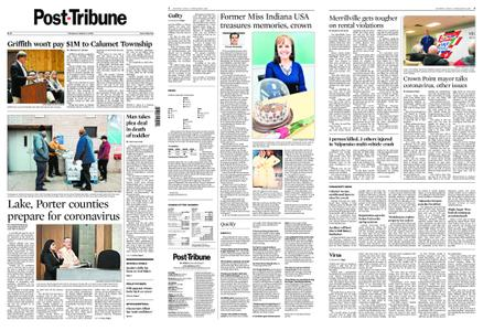 Post-Tribune – March 05, 2020