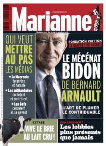 Marianne - 19 Octobre 2018