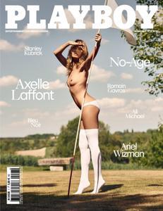 Playboy France – juin 2018