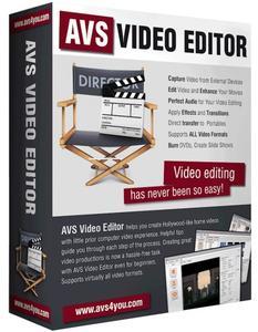 AVS Video Editor 9.0.2.332 Portable