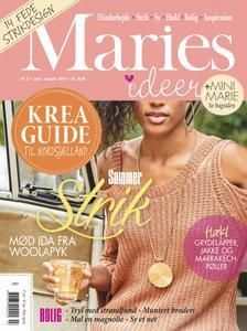 Maries Ideer – juni 2019